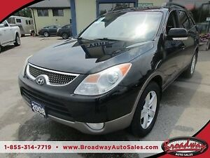 2008 Hyundai Veracruz LOADED LIMITED EDITION 7 PASSENGER 3.8L -