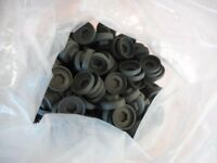 Roofing hex nut plastic covers