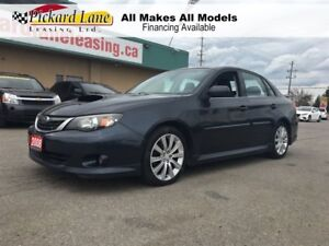 2008 Subaru Impreza WRX $213.86 BI WEEKLY! $0 DOWN! WRX! SEDAN!