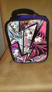 Monster High lunch pail