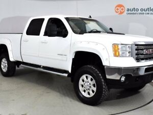2014 GMC Sierra 2500HD SLT Z71 Crew Cab 6.6 ft box