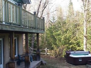 Chalet a vendre a wentworth nord ( lac )