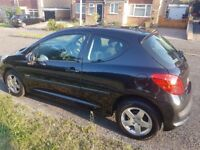 PEUGEOT 207 - CHEAP - 1.4 PETROL MOT MAY 18