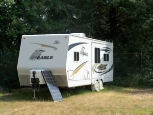 28ft. Jayco Eagle