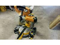 Jcb compound mitre saw 210mm