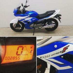 2015 Suzuki Motorcycle GW250F AS GOOD AS NEW