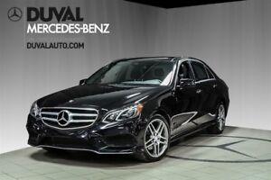 2016 Mercedes-Benz E-Class E400 4MATIC DEMO + Avantgarde Package
