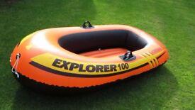 Intex Explorer 100 Inflatable Dinghy