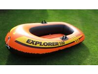 Intex Explorer 100 Inflatable Dinghy