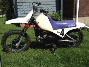 For sale is my 1996 Yamaha PW80