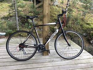 Hybrid Bike used 4 times
