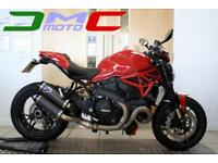 2016 Ducati Monster 1200 R Red 738 Miles 1 Private Owner Termignoni Exhaust