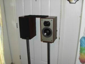 PARADIGM SPEAKERS AND STANDS