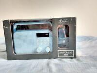 Tesco DAB FM Portable Radio - Model: DR1404B