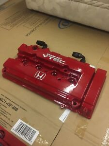 B18c/B16 VTEC cover tapped for Boost