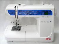 Elna 520 experience sewing machine