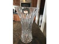 Beautiful Athlone Crystal vase