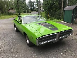 1971 Dodge Charger R/T 440 6 Pack