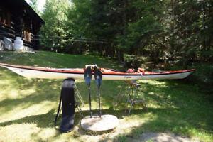 Kayak impex force 3 carbone/kevlar