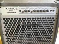 Torque 100 watt amp