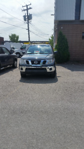 2012 Nissan Frontier All-dress Camionnette
