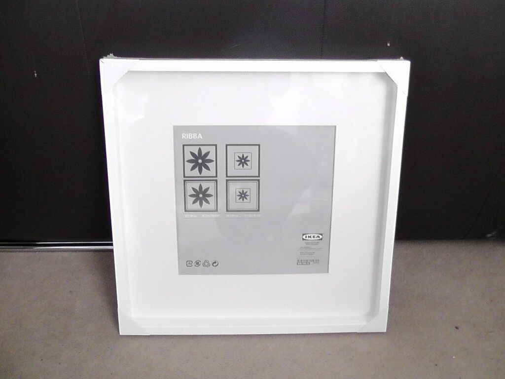 extra large Ikea Ribba box frame 50cm x 50cm Brand new | in Hull ...