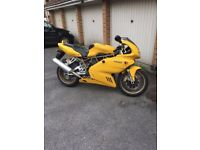 Ducati Super Sport (SSie) 900 - Year 2000