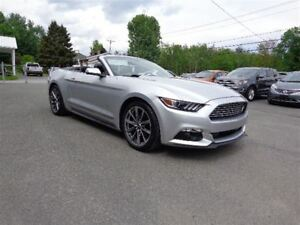 2016 Ford Mustang EcoBoost Premium GPS CUIR AUTO A/C GR.ELEC. ET