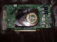 Quadro FX1500 PCI-E Graphics Card