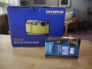 Olympus Tough 6000 Water Proof Digital Camera. New Condition