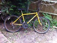 2 X Bikes SPARES OR REPAIRS £10 EACH