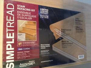 Simpletread Stair Refacing Kit