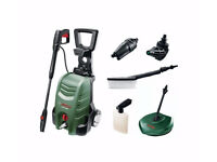 Bosch AQT 3400 Pressure Washer - 1500W - 120 Bar