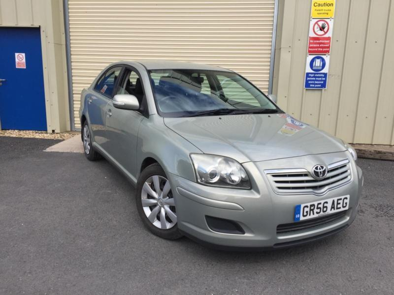 Toyota Avensis 1.8 VVT-i 2007 Colour Collection