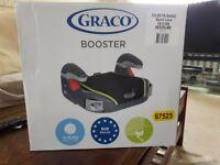 BNIB Graco Booster Seat