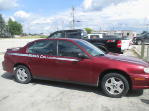 "2002 Chevrolet Malibu - $1000.00 - ""AS IS"""