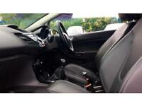 2014 Ford Fiesta 1.0 EcoBoost 125 Titanium X 3d Manual Petrol Hatchback