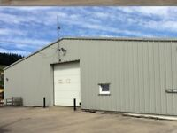 Inverurie, warehouse/office to let