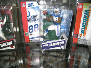 Marvin Harrison Variant McFarlane NFL Sports Figure NHL MLB NBA