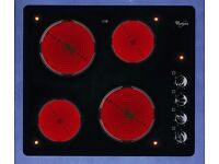 BNIB Whirlpool ceramic hob AKM901NE/04 black glass 12m warranty