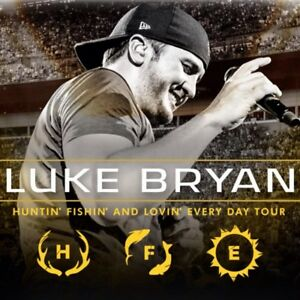 Luke Bryan Concert Tickets