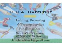 D C A Hazeltine Painting Decorating & Property Services
