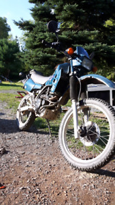 Looking for a rear shock for a 1998 klr 250