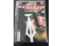 Dc Green Arrow Rebirth & Dc Rebirth Green Arrow issue 1-6