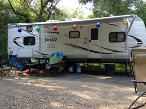 2014 Jayco Camper and supplies for sale *Camping Spot Included*