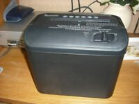 CROSS CUT SHREDDER LITTLE USED