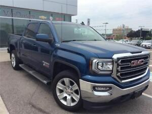 2017 GMC SIERRA CREW KODIAK EDITION - EXEC DEMO MSRP WAS $57,475