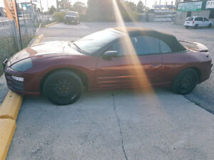 2001 Mitsubishi Eclipse GS Coupe (2 door)