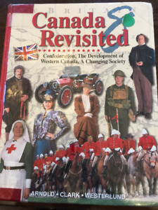 Student Textbook: Canada Revisited 8