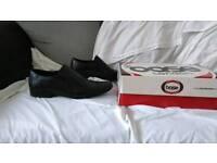 Mens Base London Leather Slip On Shoes